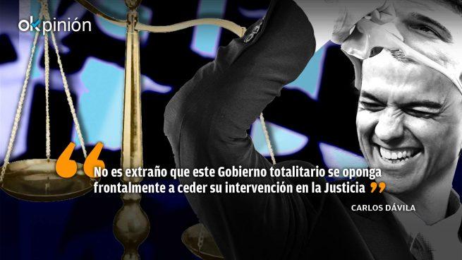 El Gobierno miente y miente con el Poder Judicial