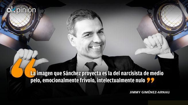 Sánchez, artista del engaño