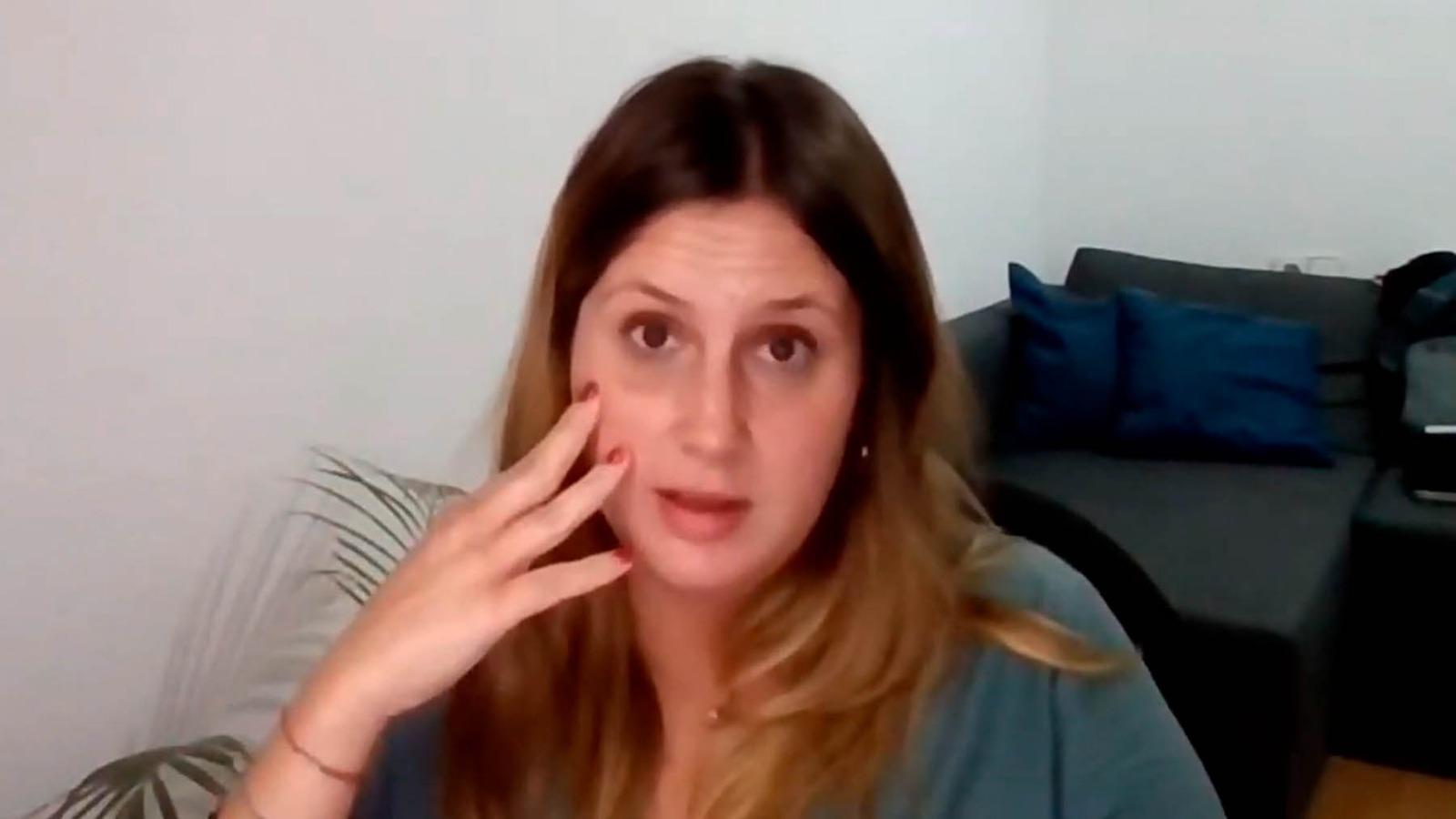 Alejandra Jacinto.
