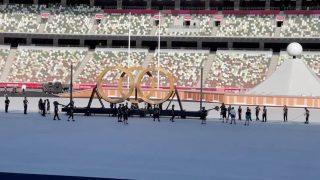 estadio olímpico tokio