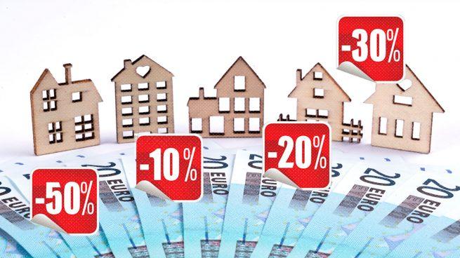 Lucha entre bancos: cambiar las condiciones de la hipoteca puede suponer un ahorro de hasta 20.000 euros