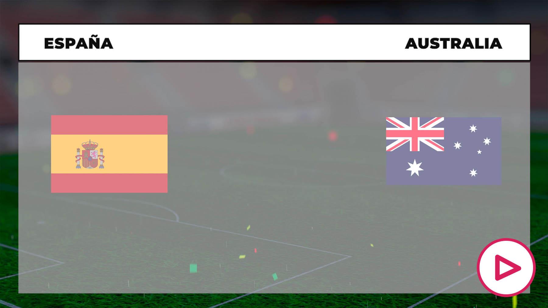 Juegos Olímpicos 2020: España – Australia | Horario del partido de fútbol de los Juegos Olímpicos 2020.