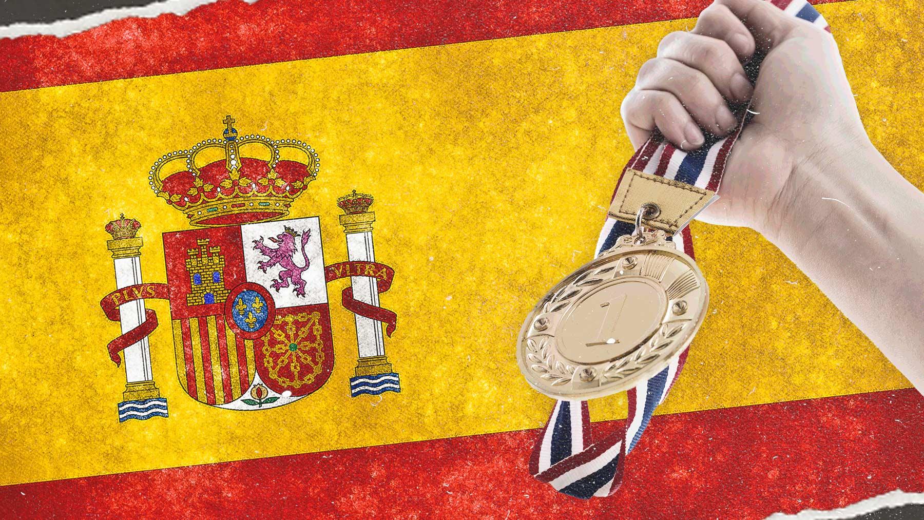 La nueva España ya está aquí.