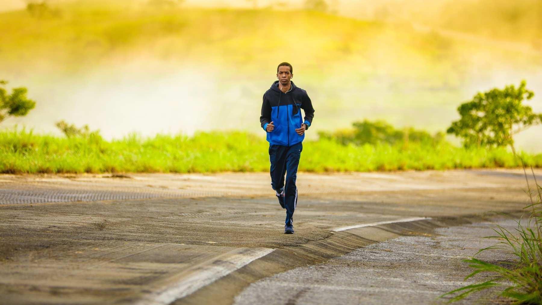¿Cómo se preparan los atletas?