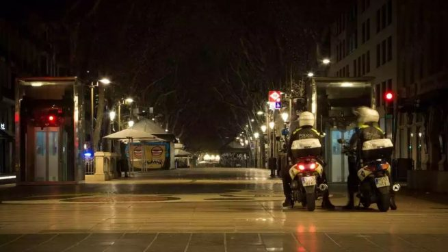 restricciones toque de queda España