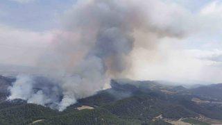 incendio Cataluña