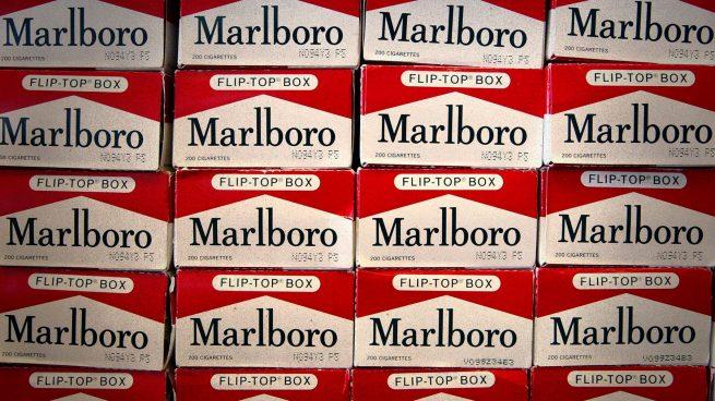 Philip Morris dejará de vender cigarrillos Marlboro en el Reino Unido