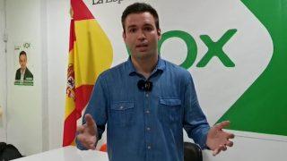 Carlos Verdejo, líder de Vox Ceuta.