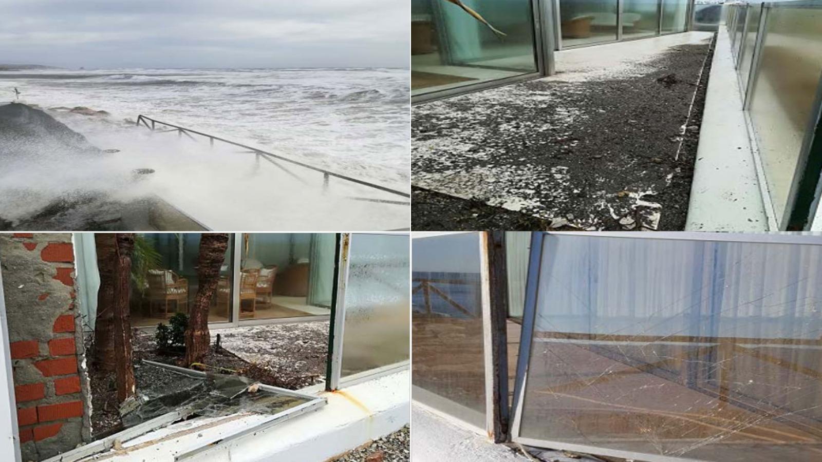 El crimen ecológico de Sotogrande pone en peligro el litoral: su playa es la más erosionada de Andalucía.