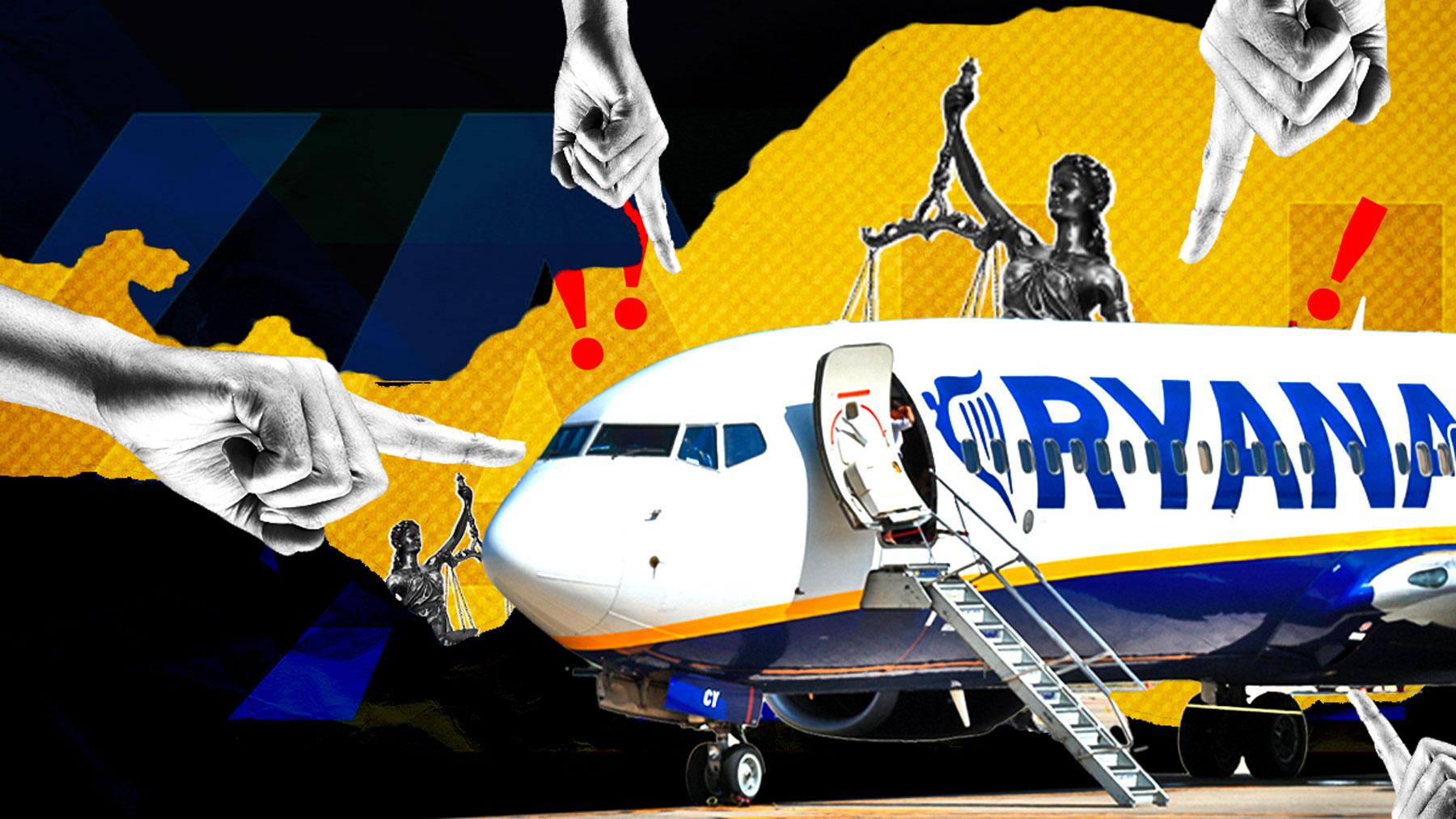 Las agencias estallan contra Ryanair