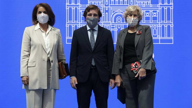Ana Botella lanzó en 2014 la iniciativa para que El Retiro y el Paseo del Prado fueran Patrimonio Mundial