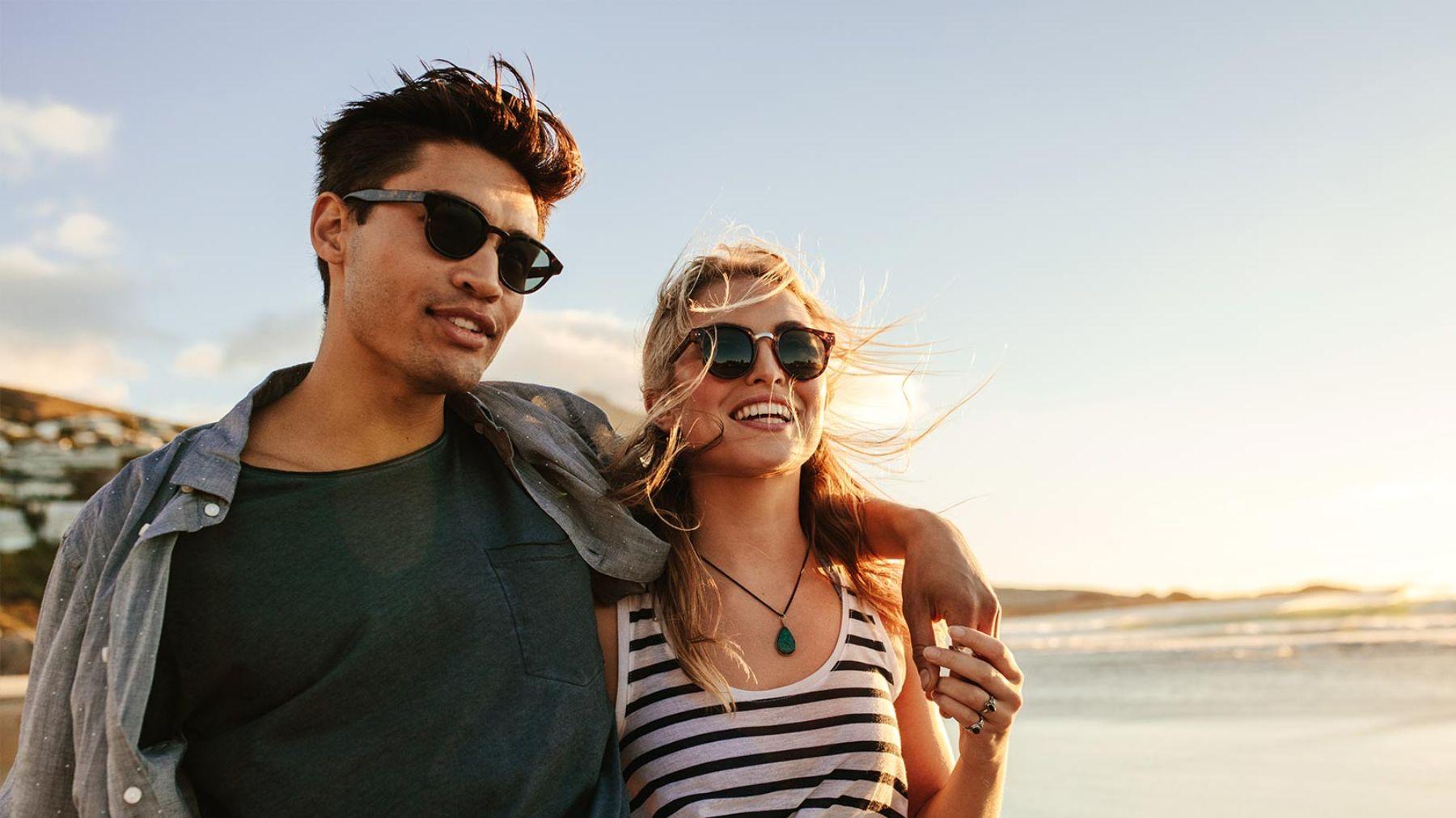 Descubre cómo puedes elegir las mejores gafas de sol en función de tu rostro