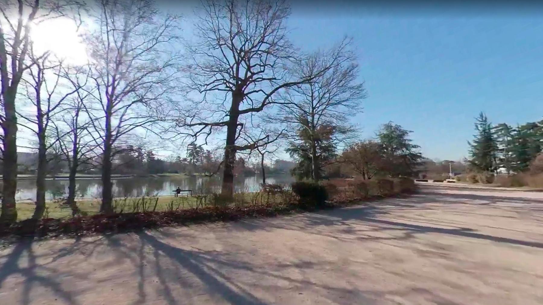 El parque parisino de Bois de Boulogne, donde ha sido encontrado el cadáver de un español degollado.