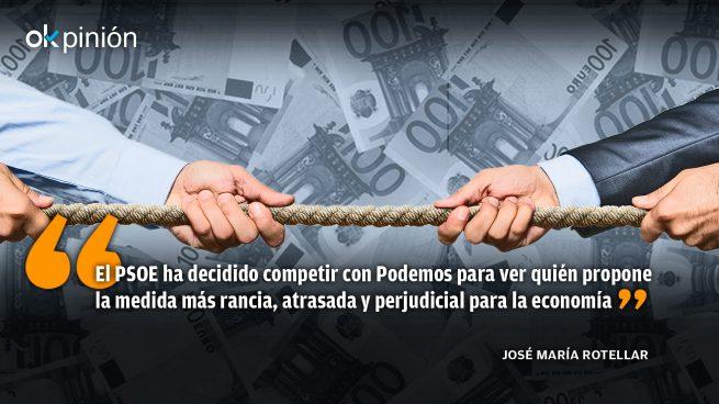 Socialismo rancio en la ponencia marco del PSOE