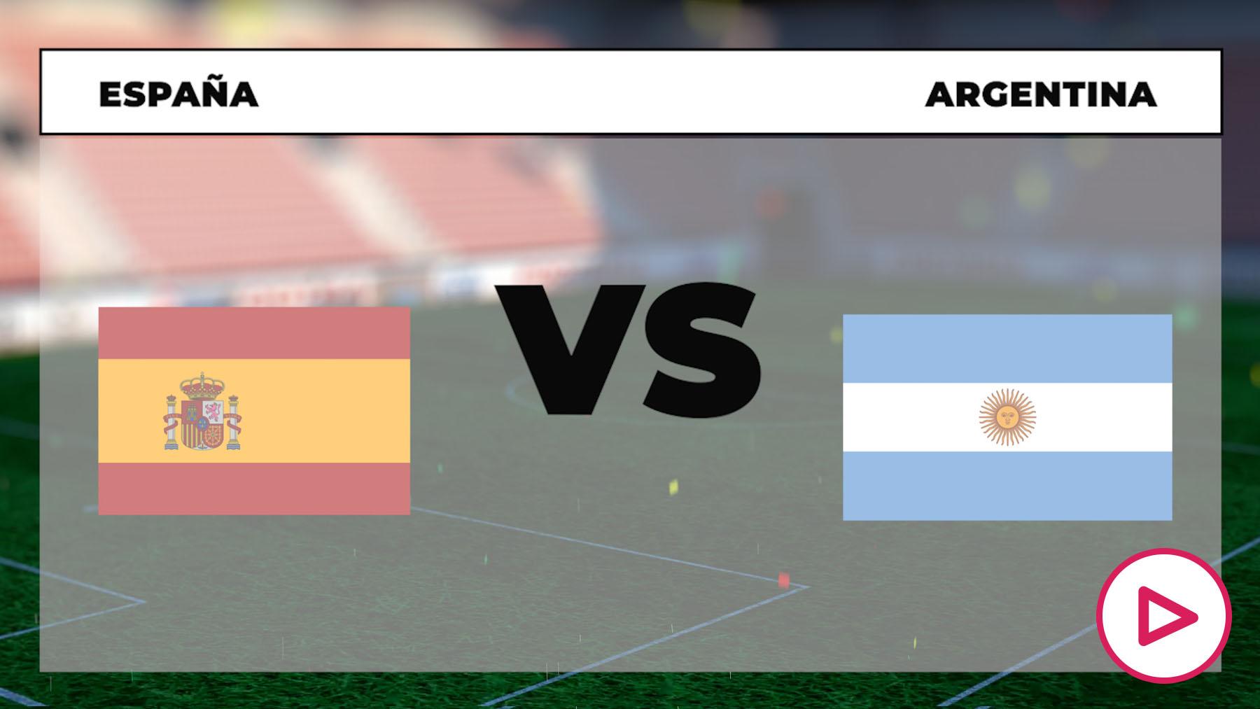 Juegos Olímpicos 2020: España – Argentina | Horario del partido de baloncesto de los Juegos Olímpicos 2020.