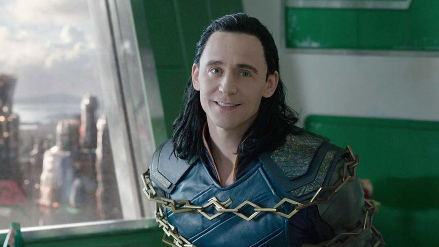 Loki en «Thor:Ragnarok» (Disney)