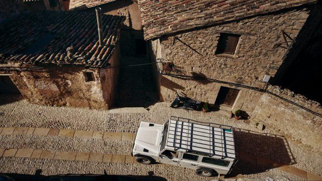 Pueblo más frío de España en verano