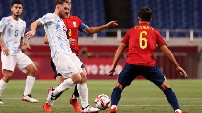 Resultado España – Argentina hoy en directo | Goles y resumen del partido de fútbol de los Juegos Olímpicos de Tokyo 2020