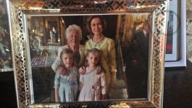 Abuela de Letizia