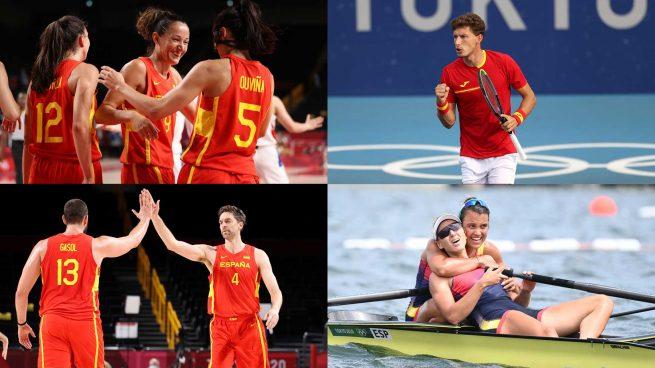 A qué hora y dónde ver a los españoles con opción a medalla hoy, jueves 29 de julio, en los Juegos Olímpicos de Tokyo 2020