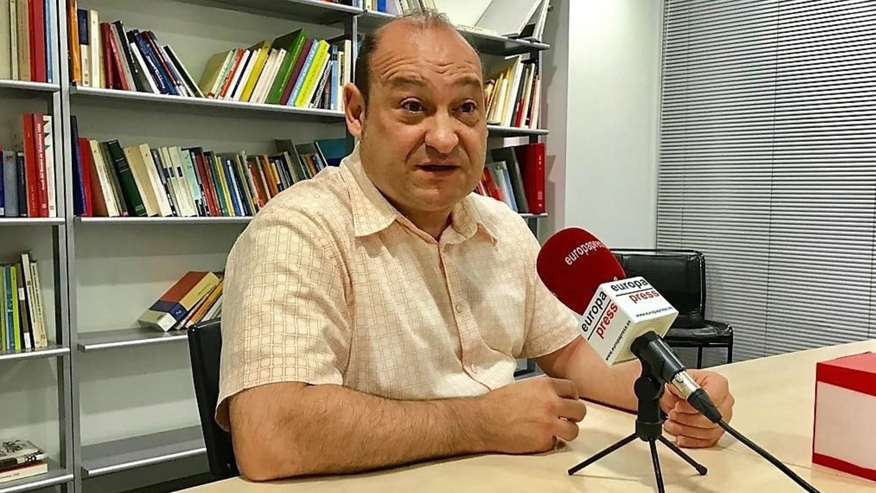 El alcalde socialista de Viladecans, Carles Ruiz. (Foto: Europa Press)