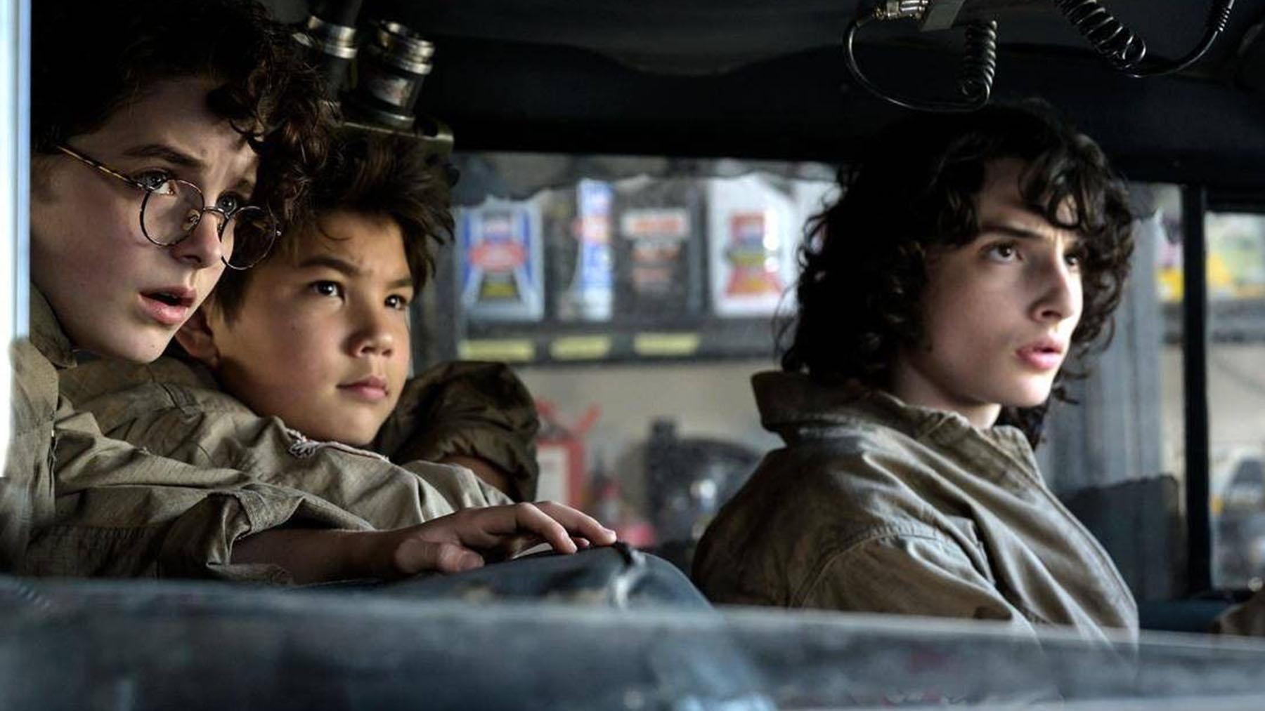«Cazafantasmas: Más allá» (Sony Pictures)