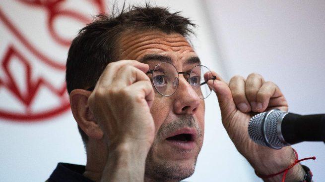 Juan Carlos Monedero. (Foto: Marta Fernández - Europa Press)