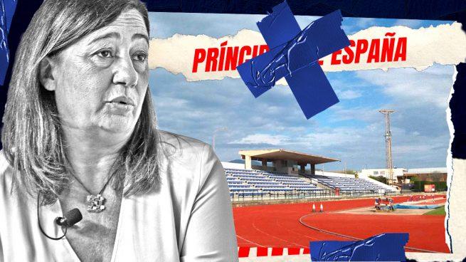 Polideportivo Príncipes de España