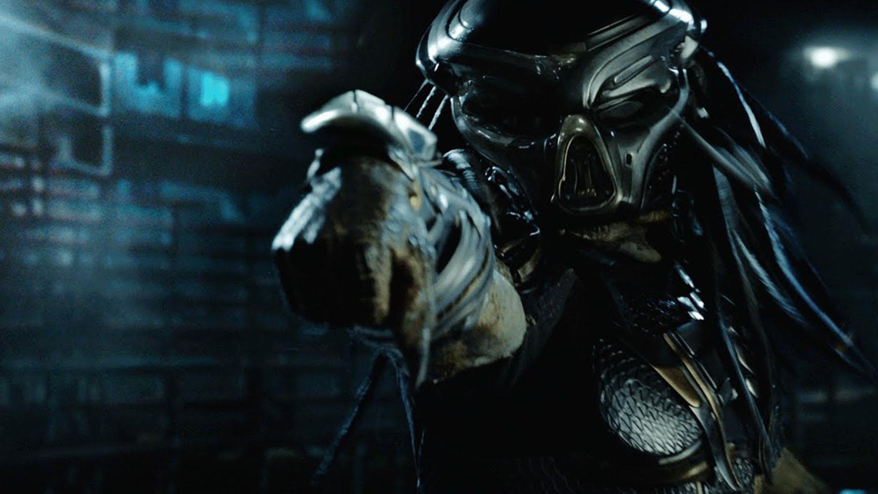«The predator» (Century Fox)