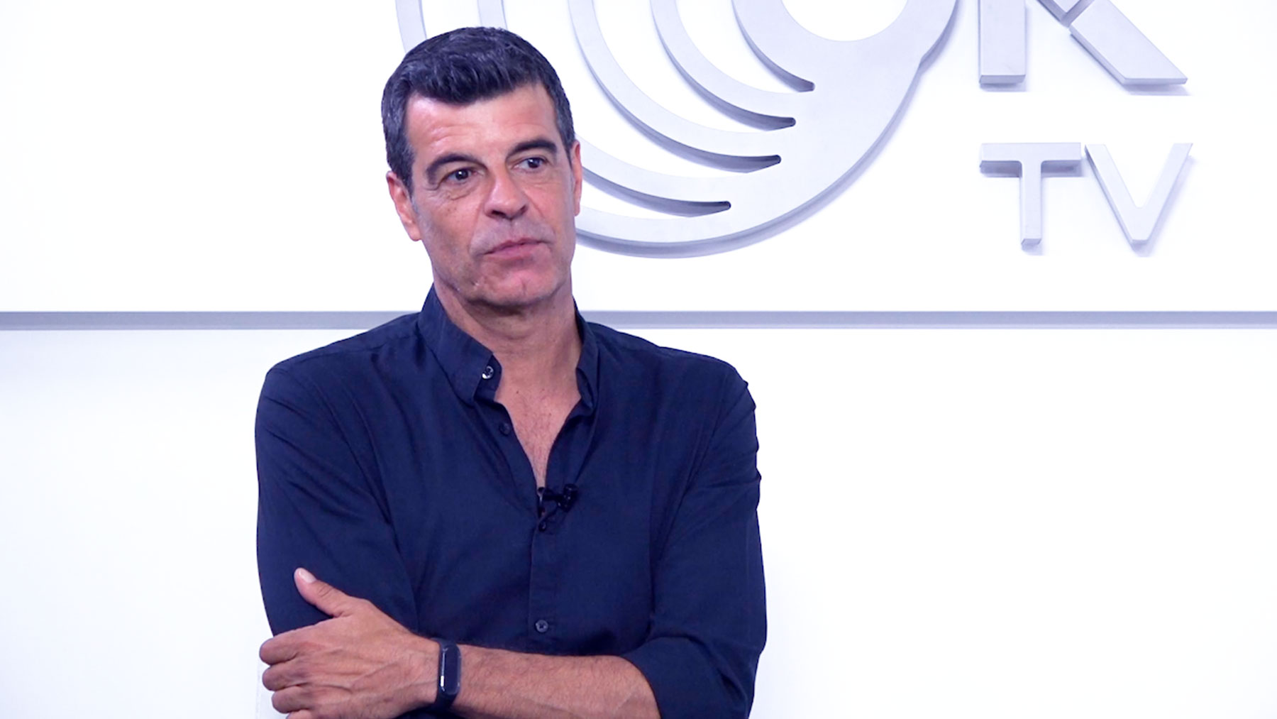 Andoni Ferreño en OKTV