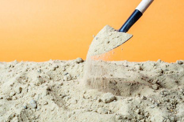Cómo hacer un cuadro con arena de playa