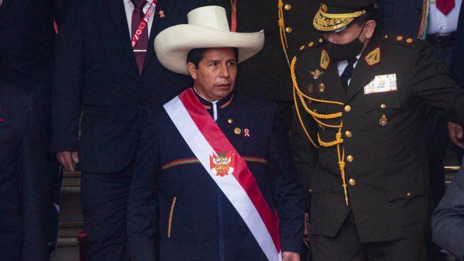 Pedro Castillo (Foto: AFP).