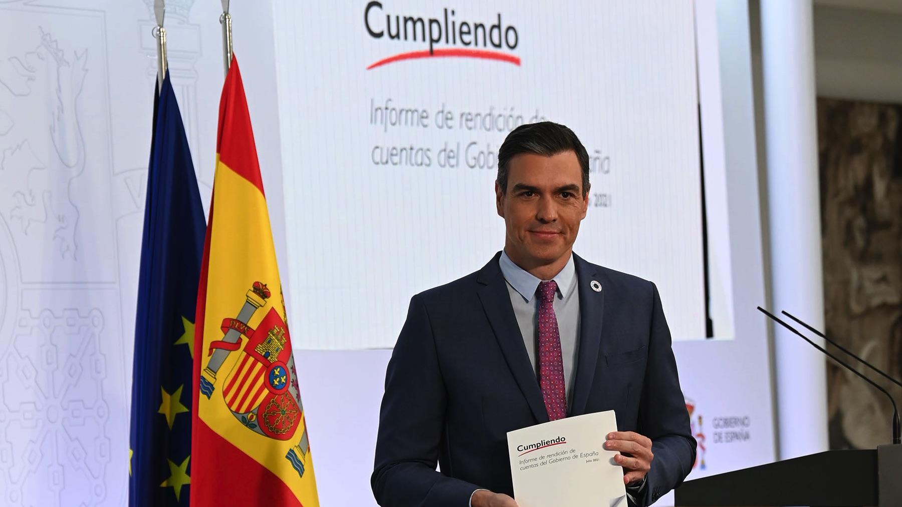 Pedro Sánchez, en una imagen reciente. (Foto: Moncloa)