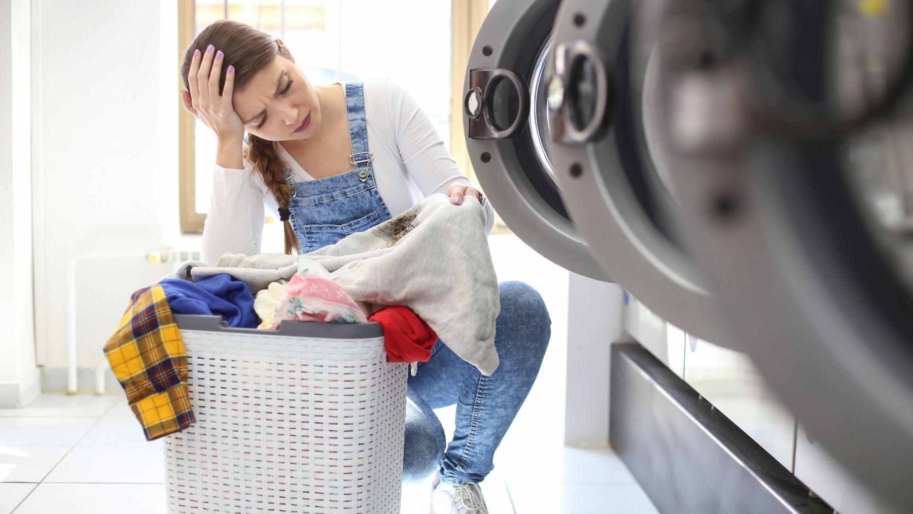 Eliminar manchas de grasa de la ropa