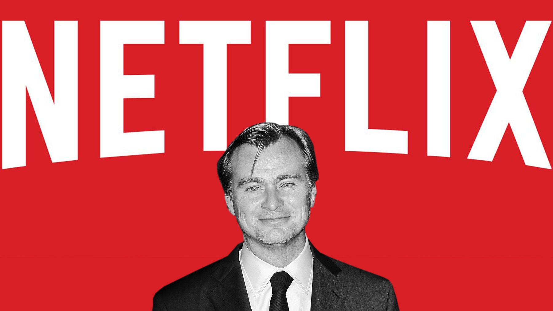 ¿Netflix y Christopher Nolan?