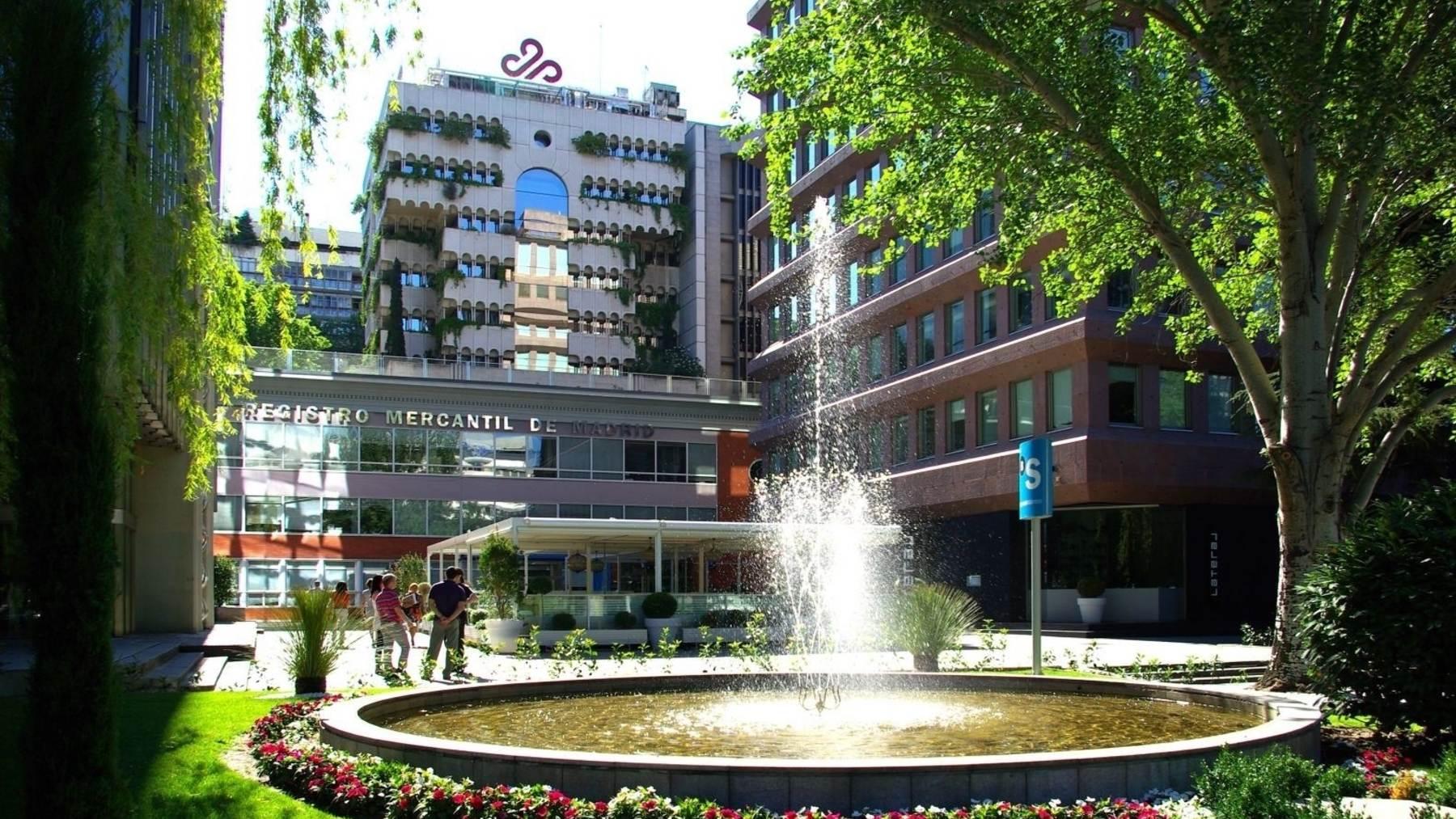Edificio de Corporación Financiera Alba.