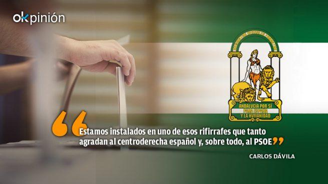 ¿Elecciones anticipadas en Andalucía?