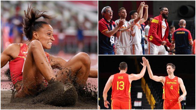 Dónde y cuándo ver a los españoles con opción a medalla el domingo 1 de agosto, en los Juegos Olímpicos de Tokio 2020