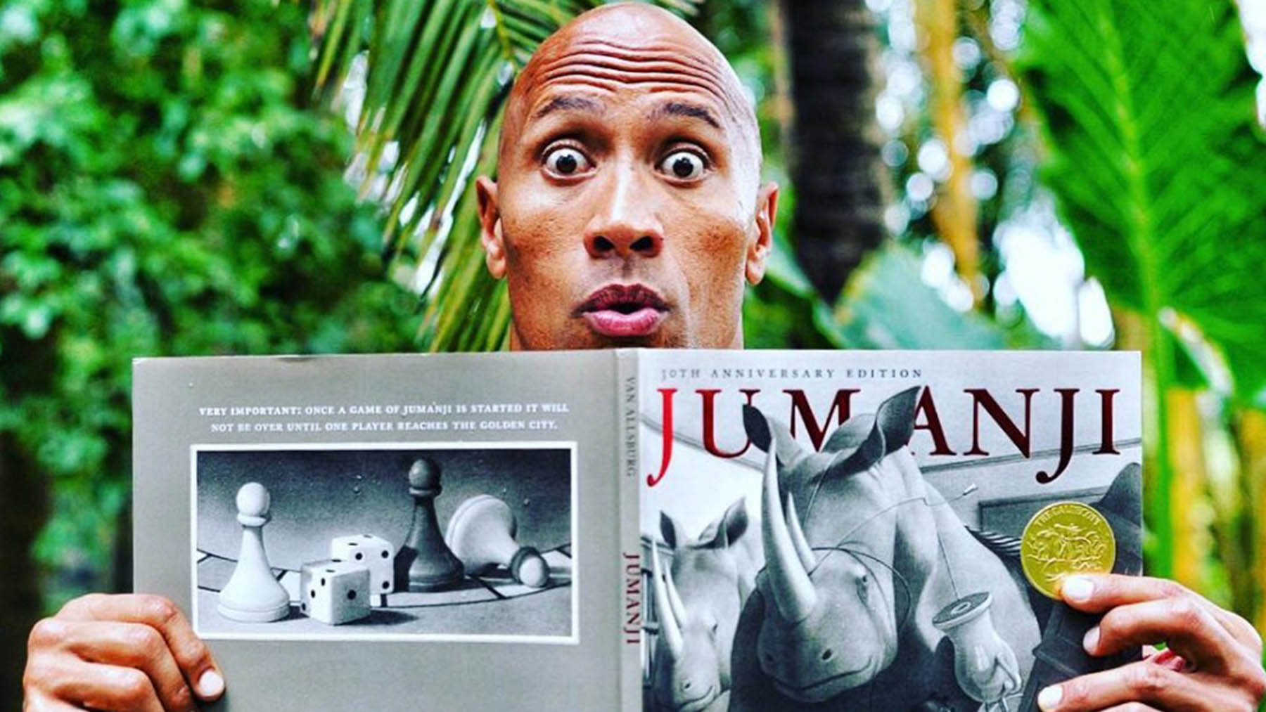«Jumanji» (Sony Pictures)