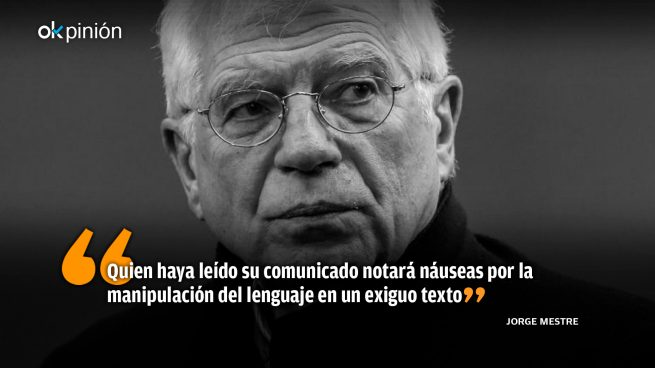 Borrell, has hecho el ridículo con Cuba