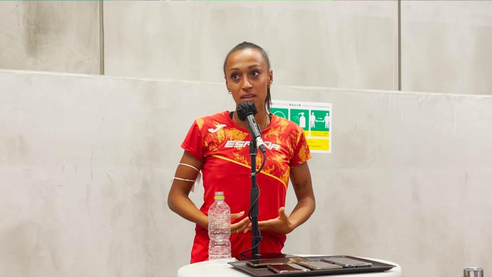 Ana Peleteiro es un estrella del atletismo en ciernes.