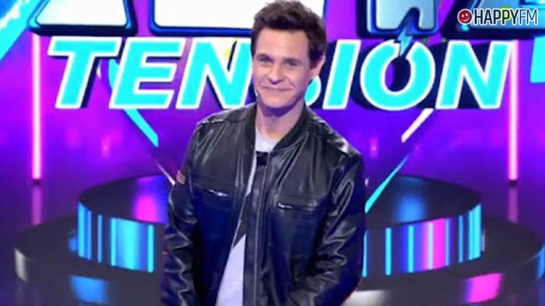 Christian Gálvez en 'Alta tensión'