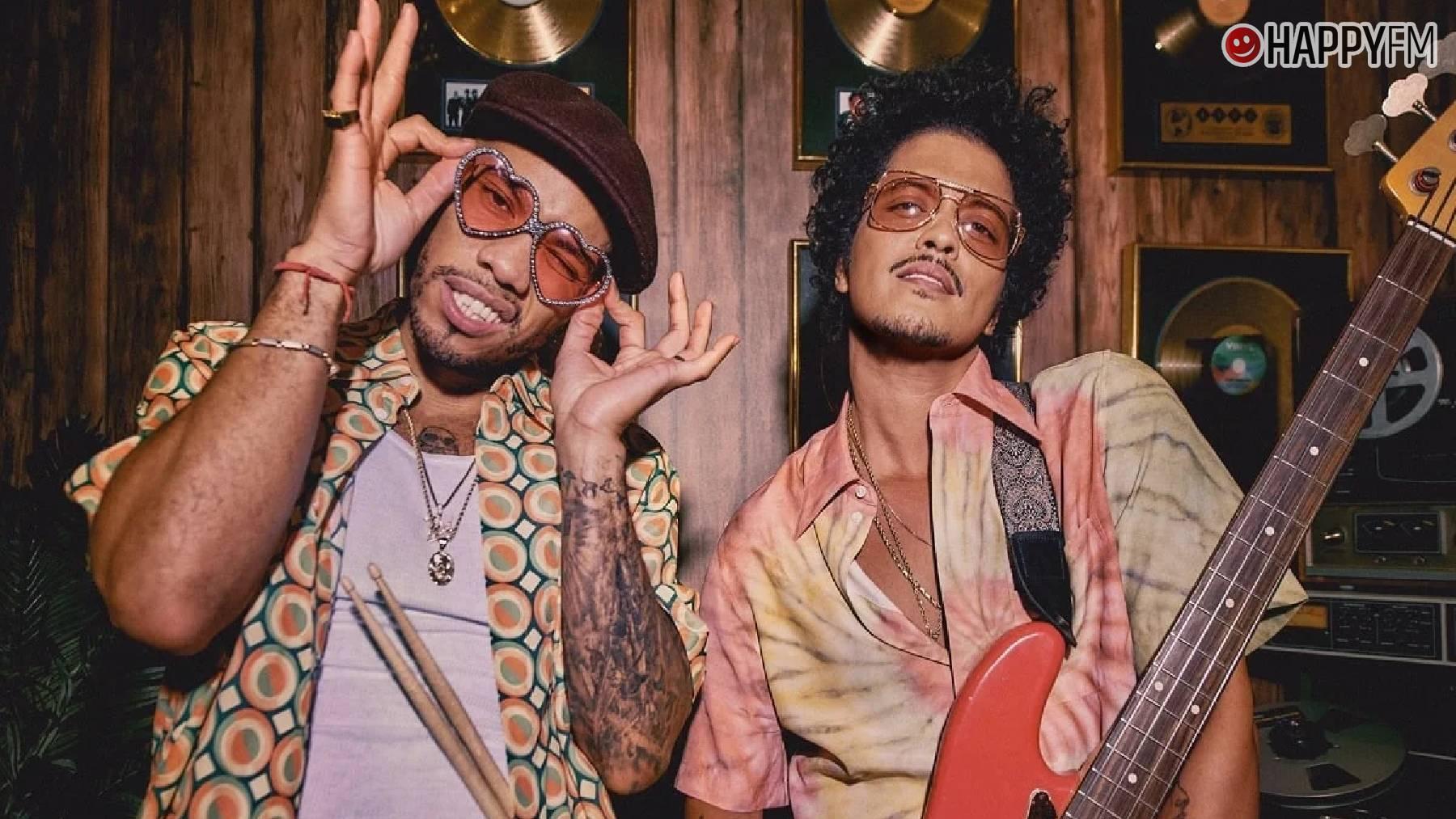 Bruno Mars y Anderson Paak