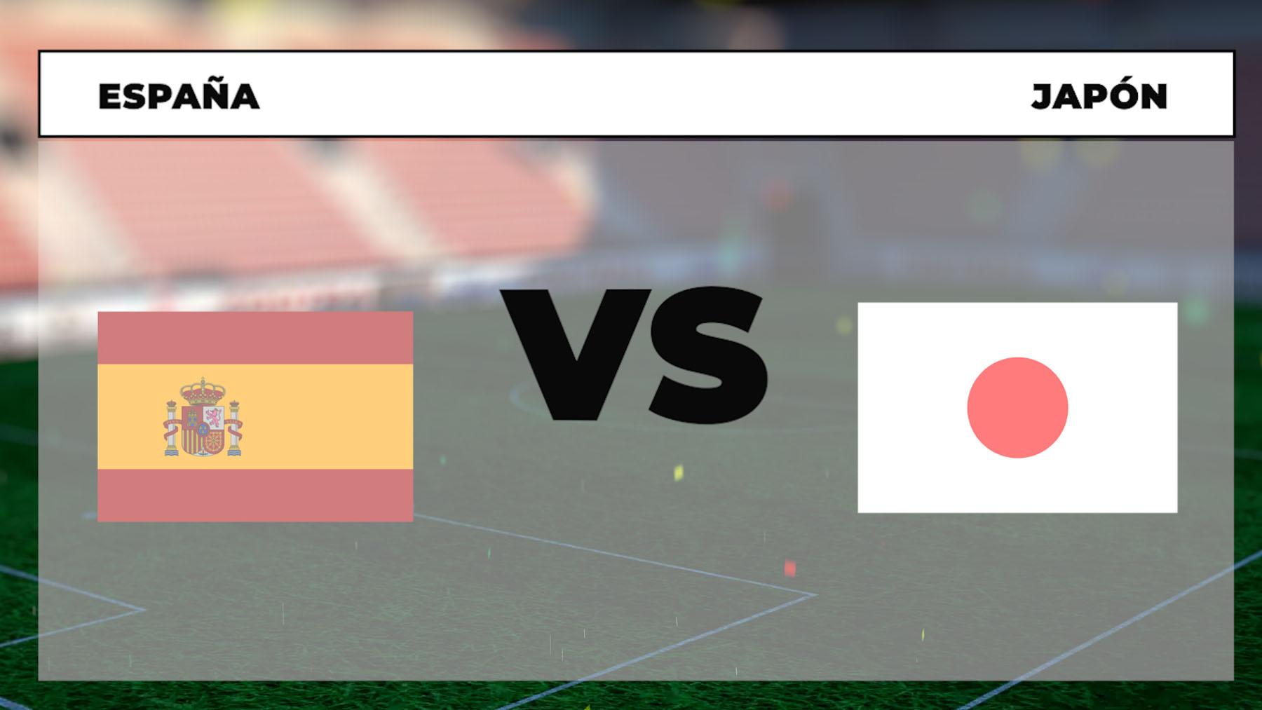 Japón – España: hora, canal TV y dónde ver online hoy en directo el partido de fútbol de semifinales de los Juegos Olímpicos de Tokio.