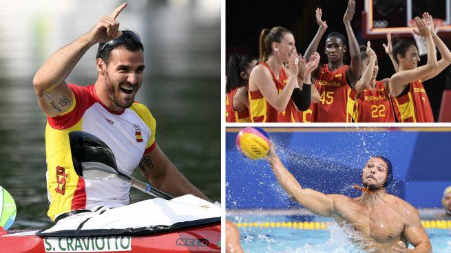Horario, calendario y dónde ver a los españoles con opción a medalla hoy, miércoles 4 de agosto, en los JJOO de Tokio
