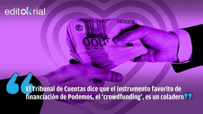 No diga trinque, diga 'crowdfunding'
