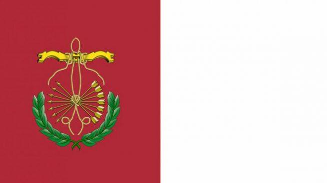 Bandera de Guadix.
