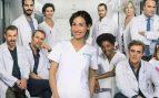 Nina una enfermera diferente