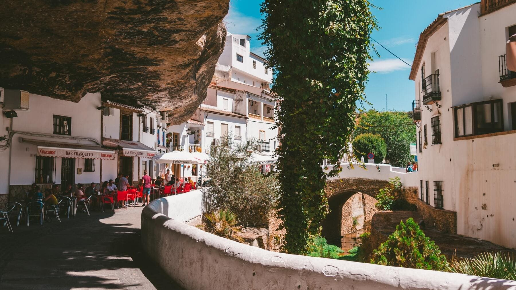 Pueblos blancos bonitos Cádiz