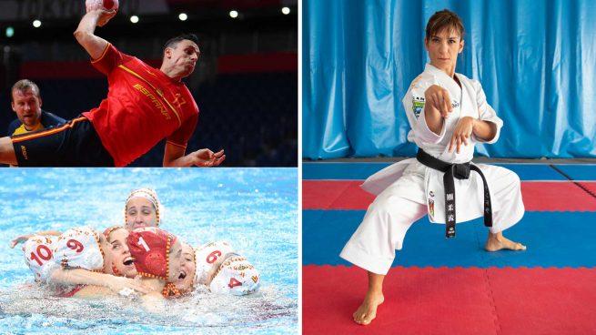 Horario, calendario y dónde ver a los españoles con opción a medalla hoy, jueves 5 de agosto, en los JJOO de Tokio